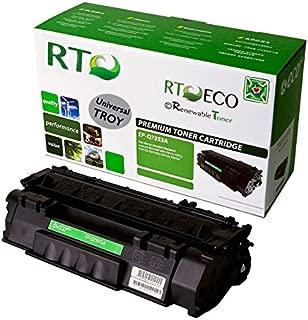 Renewable Toner Compatible MICR Toner Cartridge Replacement Troy 02-81212-001 HP Q7553A 53A for Laserjet P2015 P2015n P2015x M2727 M2727nf M2727nfs MFP