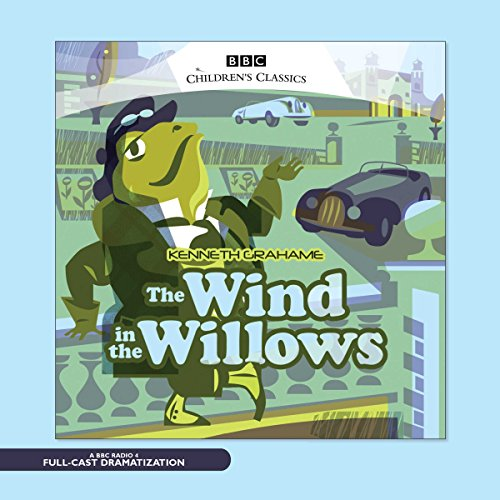 The Wind in the Willows  By  cover art