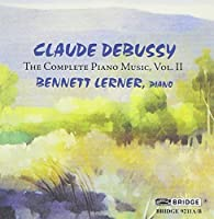 Complete Piano Music 2 by C. Debussy