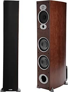 Polk Audio RTI A7 Floorstanding Speaker (Single, Cherry) (AM7772-C|4)
