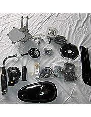CDHPOWER 80cc 66cc 2 السكتة محرك دورات محرك مجموعة غاز دراجة محرك عدة محرك محرك مجموعة 80cc PK80 مجموعة محرك غاز غير مجمع محرك للدراجات 66cc/80cc