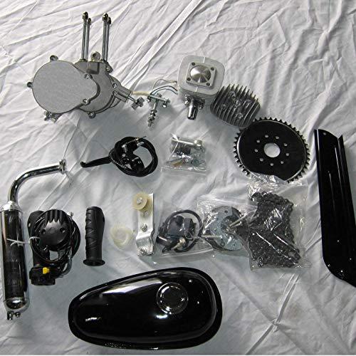 CDHPOWER 2 Stroke Gas Bicycle Engine kit PK80 Unassembled Gas Motor Kit-Gas Motorized Bicycle 66cc/80cc
