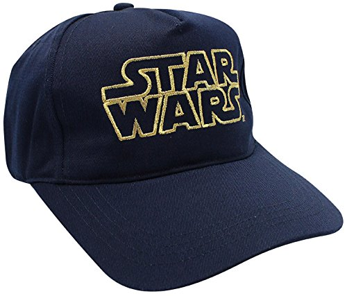 Abystyle - ABYCAP006 - Déguisement - Star Wars - Casquette - Logo Star Wars - Navy