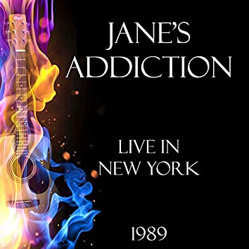Live in New York 1989 (Live)