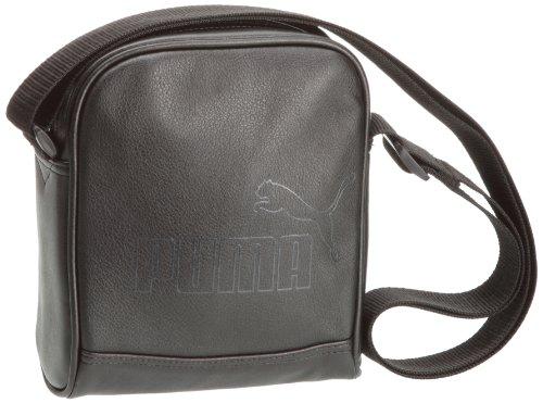PUMA Urban Portable–Tasche Herren, schwarz - schwarz - Größe: Taille Unique