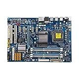 Diecast master Placa Base Placa Base De Juegos Fit For Gigabyte GA-EP43T-UD3L DDR3 LGA 775 EP43T-UD3L P43 Placa Base De Escritorio Placa Base de computadora