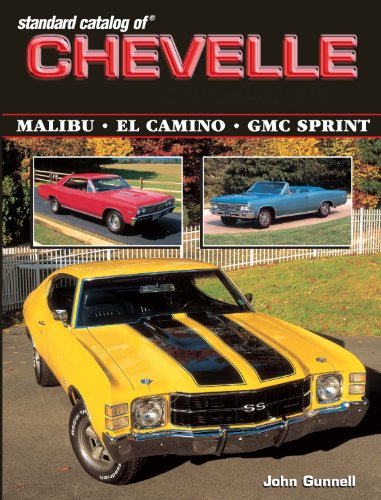 Standard Catalog of Chevelle 1964-1987 (English Edition)