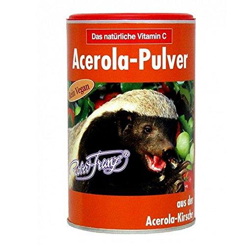 Robert Franz Vitamin C Acerola Pulver 175 g