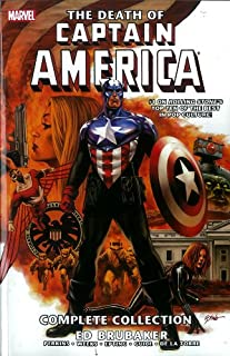Captain America: The Complete Collection (0785183795) | Amazon price tracker / tracking, Amazon price history charts, Amazon price watches, Amazon price drop alerts
