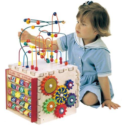 Anatex Deluxe Mini Play Cube # DMP9014