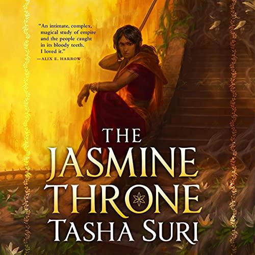 The Jasmine Throne cover art