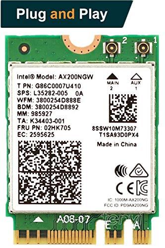 TINGTING WiFi 6 Card