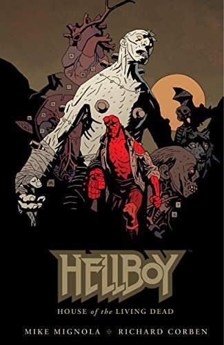 Hellboy: House of The Living Dead (Hellboy (Dark Horse Library)) by Mignola, Mike (2011) Hardcover