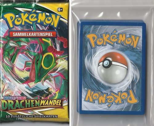 20 tarjetas de Pokémon diferentes + 1 paquete aleatorio de cartas Pokémon – Tarjetas originales alemanas