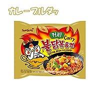 カレーブルダッ炒め麺 140g