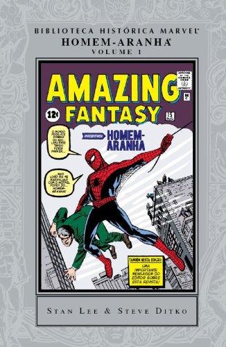 Biblioteca Historica Marvel - Homem Aranha: 1