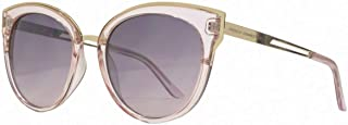 French Connection Womens Combo Cat Eye Sunglasses - Light Pink