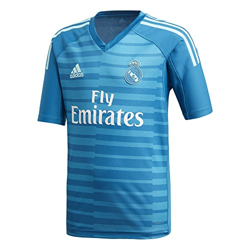 adidas Maillot extérieur Junior Gardien Real Madrid 2018/19