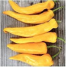 Golden Marconi Pepper Seeds - Sweet Pepper Good for Stuffing