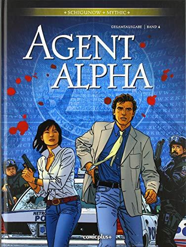 Agent Alpha - Gesamtausgabe 4