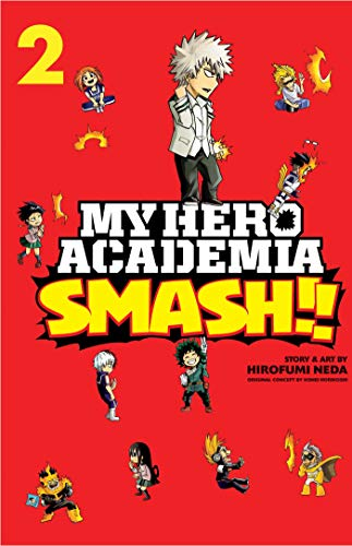 My Hero Academia: Smash!!, Vol. 2: Volume 2