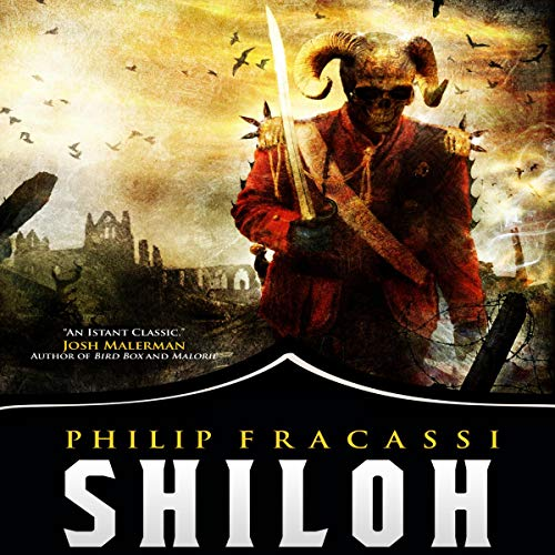 Shiloh Audiobook By Philip Fracassi cover art