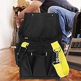 DFGH Werkzeug Aufbewahrungstasche Tragbare Werkzeug Aufbewahrungstasche Oxford Tuch Hardware Teile Reparatur Kit Garten Werkzeugbeutel