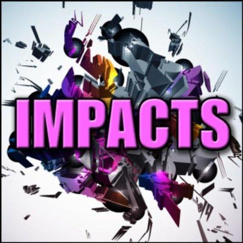 Metal, Crash - Metal Impact with Tumbling Debris Metal Impacts, FX