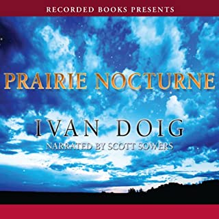 Prairie Nocturne audiobook cover art
