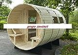 Grupo Contact- Sauna finlandesa Forma Barril (PI-14)-1