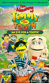 Timmy Tooth: Eye for a Tooth VHS