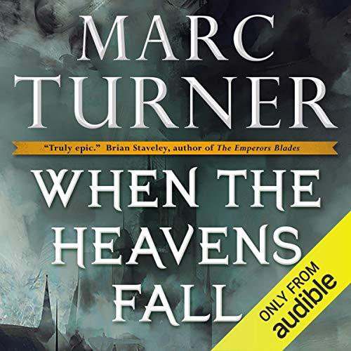 When the Heavens Fall cover art
