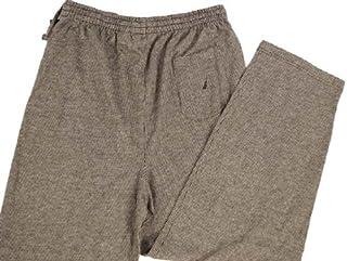 Nautica Sleepwear Men's Houndstooth Knit Pant, Navy