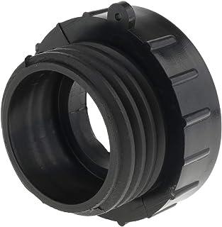 KESOTO 2 Inch IBC Tote Tank Valve Adapter Hose Pipes, Fine Thread to Coarse Thread