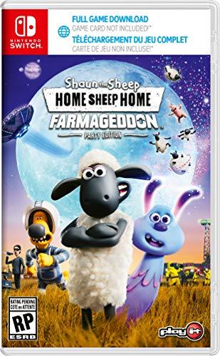 Shaun The Sheep Home Farmageddon Party Edition - Nintendo Switch