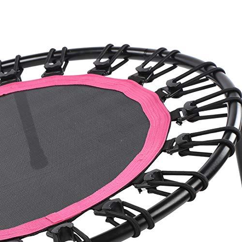 Snufeve6 Trampolín, Buen trampolín de Ejercicio de Elasticidad, para Gimnasio, niños, Adultos, hogar