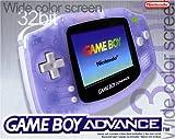 Game Boy Advance Konsole Clear Blue - Game Boy Advance