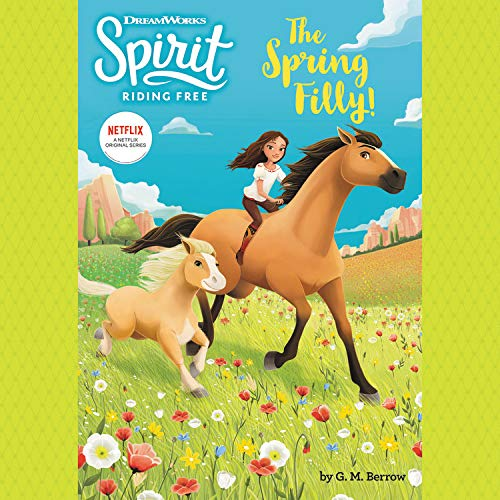 The Spring Filly!  By  cover art
