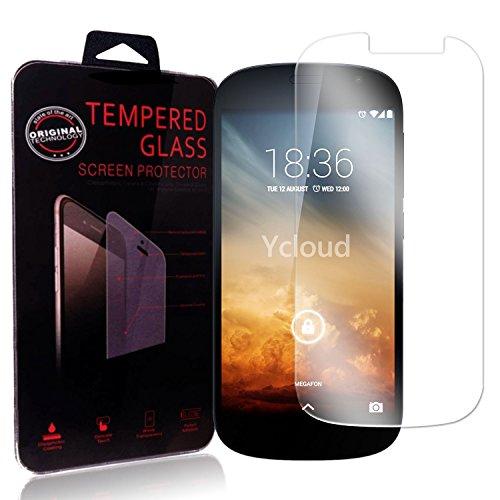Ycloud Protector de Pantalla para Yotaphone 2 Cristal Vidrio Templado Premium [9H...