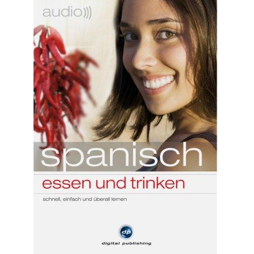 Audio Spanisch - Essen und trinken Titelbild