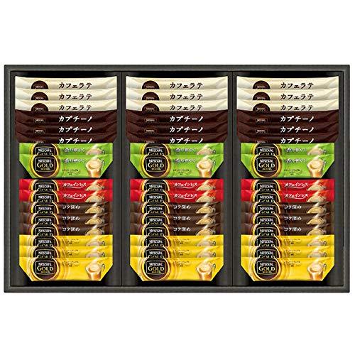 ネスカフェ『 ゴールドブレンド プレミアムスティックコーヒー ギフトセット N30-GKS』