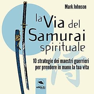 La via del Samurai spirituale copertina