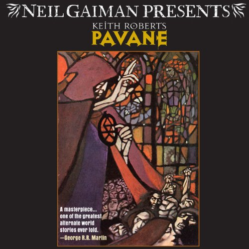 Pavane audiobook cover art