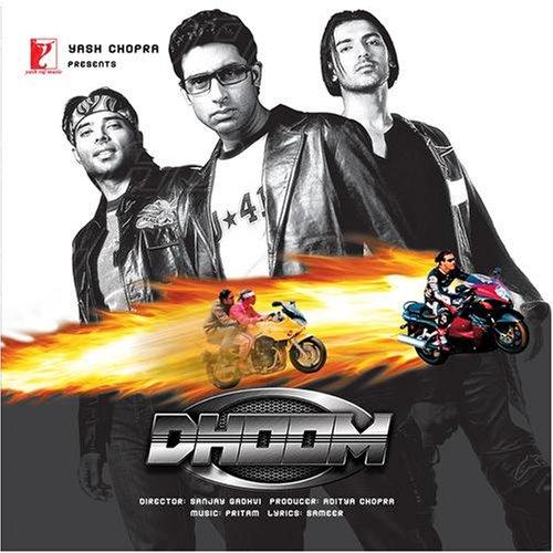 Dhoom: Movie Soundtrack