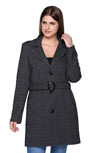 TruFit Tweed Over Coats Black