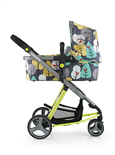 Cosatto Giggle 2 Travel System - Firebird