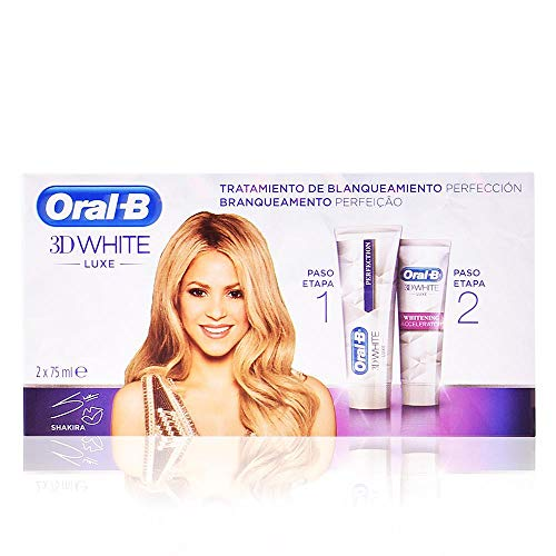 Oral-B 3D White Dentifricio, Confezione Regalo - 150 ml