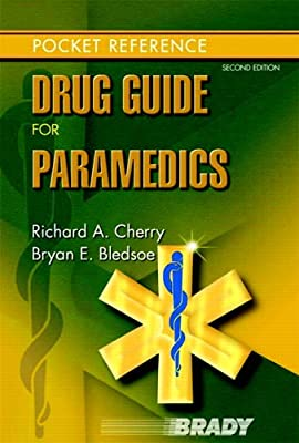 Drug Guide for Paramedics (Pocket Reference) by Pearson