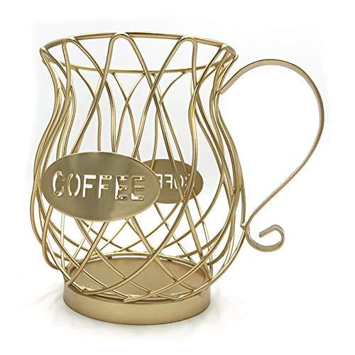 Titular de la cápsula de café, Titular de la cápsula Taza de café Taza de café CAPSULA CAPSULA UNIVERSAL CESTURA DE ALMACENAMIENTO PARA HOME CAFÉ CAFEO HOTEL ORGANIZADOR para almacenamiento, organizac