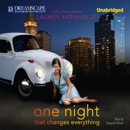 One Night That Changes Everything audiobook cover art